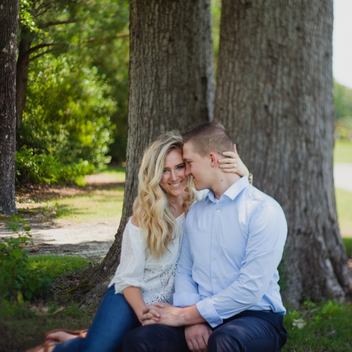 Megan & Grant | Engagement